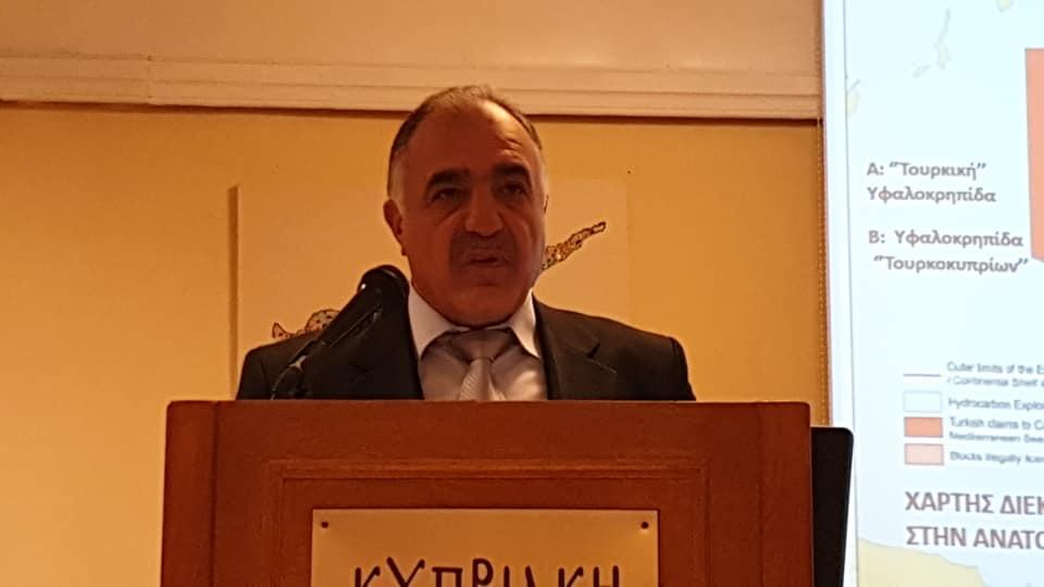 Πρόεδρος ΟΚΟΕ, Γεώργιος Συλλούρης