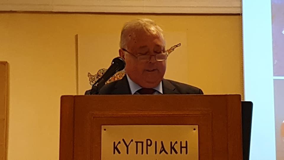 Πρόεδρος ΕΚΕ, Λεωνίδας Μασσοστασής